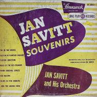 "Jan Savitt & His Orchestra Vinyl 10"" (Used)"