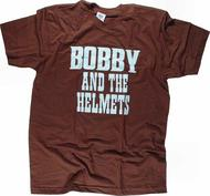Bobby and the HelmetsMen's Retro T-Shirt