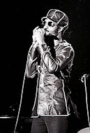Stevie Wonder Fine Art Print