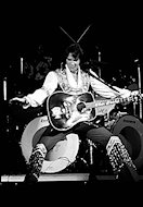 Elvis PresleyFine Art Print