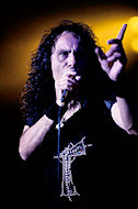 Ronnie James Dio Fine Art Print