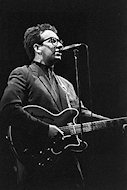 Elvis Costello Fine Art Print