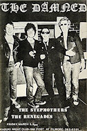 The Damned Poster