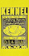 Laughing Hyenas Handbill