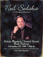 Neil Sedaka Poster