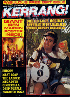 Kerrang! Issue 142 Magazine