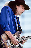 Stevie Ray Vaughan BG Archives Print