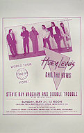 Huey Lewis & the News Poster