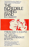 The Incredible String BandPoster