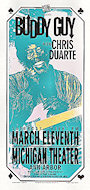 Buddy Guy Handbill