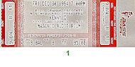 Kenny GVintage Ticket