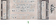 Harry Belafonte Vintage Ticket