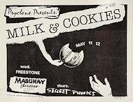 Milk & CookiesHandbill