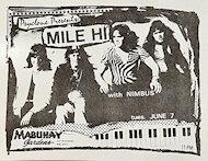 Mile HiHandbill