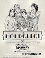 The Hoi PolloiHandbill