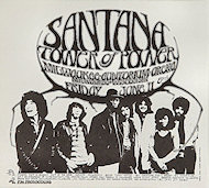 SantanaHandbill