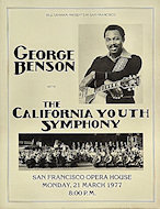 George BensonProgram