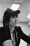 Keith Richards Fine Art Print