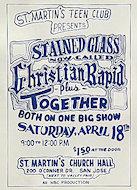 The Christian Rapid GroupHandbill