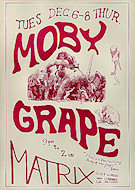 Moby GrapePoster