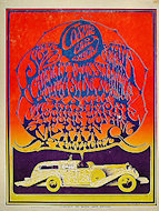 Cosmic Car Show: A Benefit for Delano Grape Strikers Poster