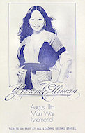 Yvonne EllimanHandbill