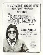 Ronnie MilsapHandbill