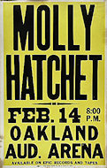 Molly HatchetPoster