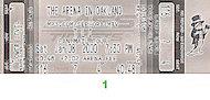 TLCVintage Ticket