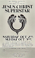Jesus Christ Superstar Handbill
