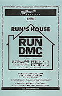 RUN-D.M.C.Poster