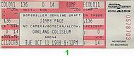 Jimmy Page1980s Ticket