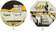 Billy JoelBackstage Pass