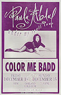 Paula Abdul Poster
