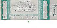 Neil DiamondVintage Ticket