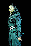 Janet JacksonBG Archives Print