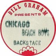 ChicagoBackstage Pass