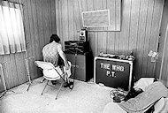 Pete TownshendFine Art Print