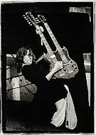 Jimmy PageFine Art Print