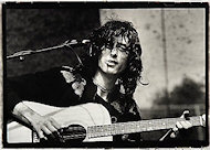 Jimmy Page Fine Art Print from Jul 24, 1977