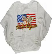 Heart Men's Vintage Sweatshirts
