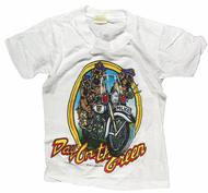 The Police Kid's Vintage T-Shirt