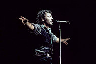 Bruce SpringsteenBG Archives Print
