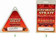 George Strait Laminate