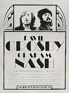 David Crosby Poster