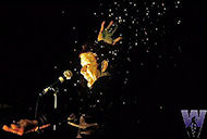 Tom Waits Fine Art Print