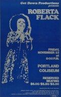 Roberta Flack Poster