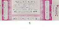 Tori AmosVintage Ticket