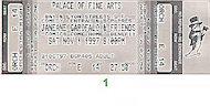 Janeane Garofalo Vintage Ticket