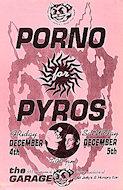 Porno For PyrosPoster